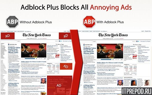 adblock plus браузера бесплатно