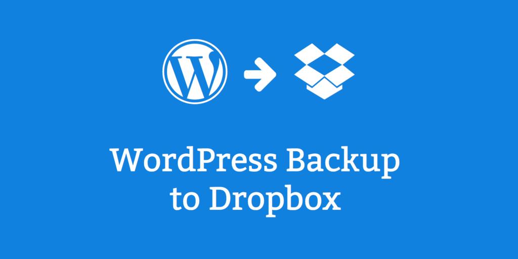 wordpress dropbox