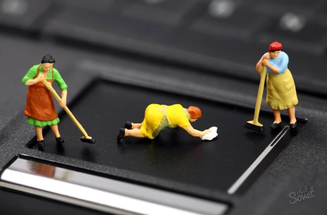Как очистить компьютер от вирусов? Освободи компьютер от мусора. Безопасная очистка компьютера