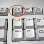как снимать экран компьютера без программ