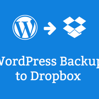 WordPress Backup to Dropbox плагин для качественного бэкапа сайта