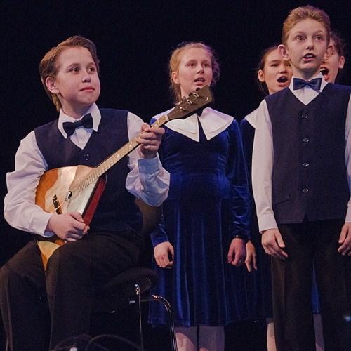 Русские песни на фестивале «Баварская сказка»
