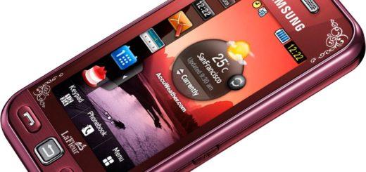Samsung S5230 Star La Fleur