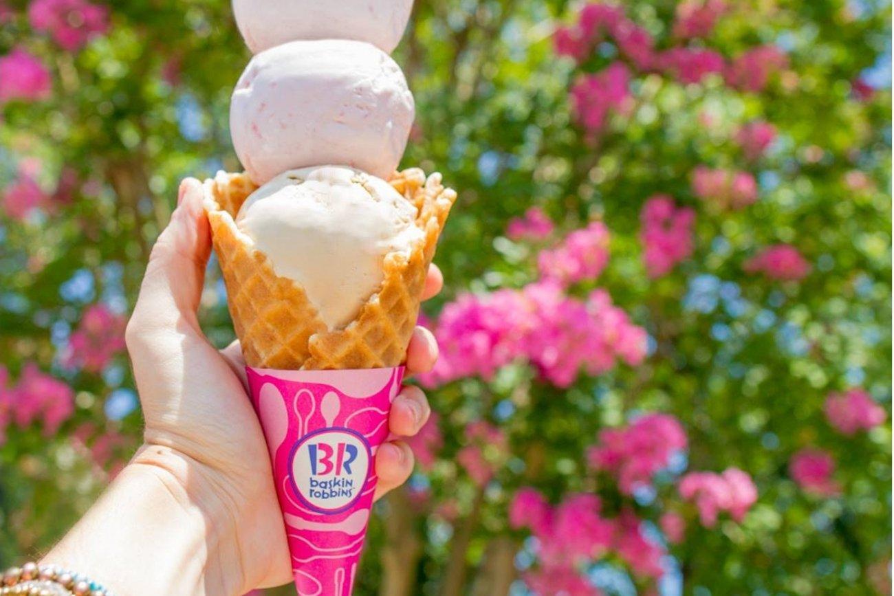 Мороженое в Москве