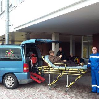 Medtaksi72.ru - профессиональная перевозка лежачих больных