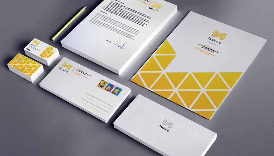 Логотипы как часть фирменного стиля