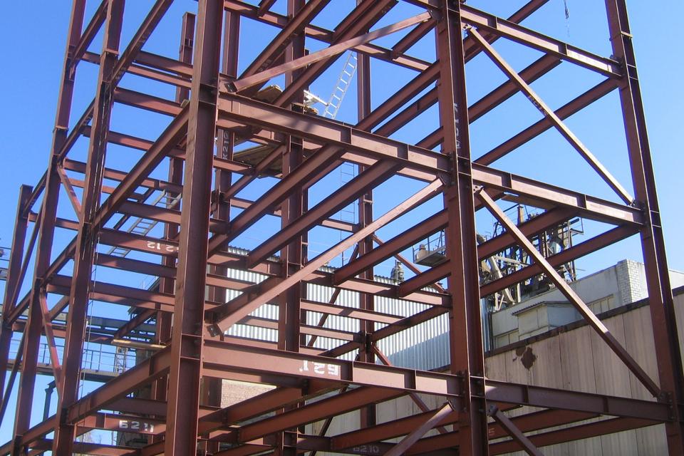 Металлоконструкции — основа современного строительства!