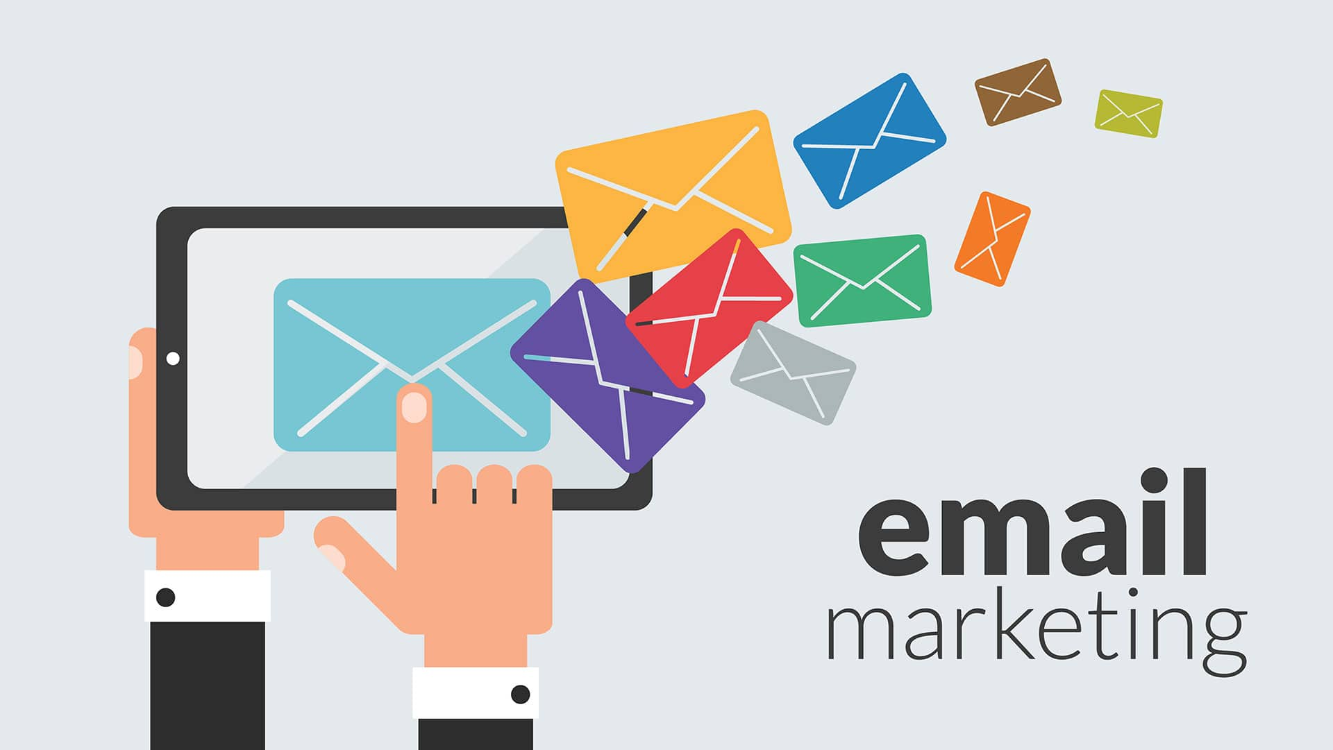 О рассылке писем по e-mail