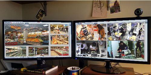 Готовый комплект видеонаблюдения для дачи: причины популярности