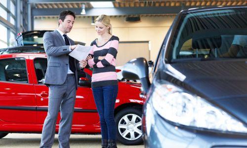 Рекомендации при поиске автосалона